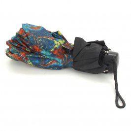 Deštník skládací barevný