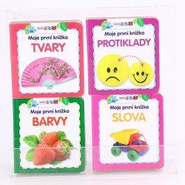 Dětské knížky Rebo dětem 4 ks