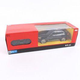 RC model auta Rastar BMW X6 černé barvy
