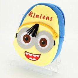 Dětský batoh s nápisem Minions