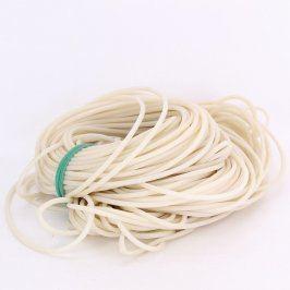 Izolační trubička bílá