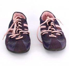 Dámské tenisky Tom Tailor černo růžové