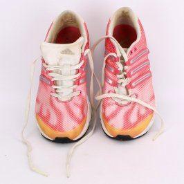 Dámské tenisky Adidas odstín růžové
