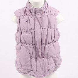 Dívčí vesta Cherokee fialové barvy