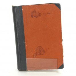 Kniha Červenomodrý Methusalem