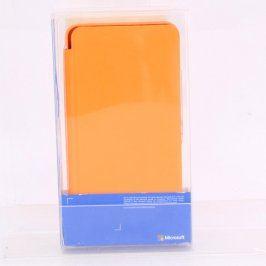 Flipové pouzdro Nokia CC-3090 oranžové