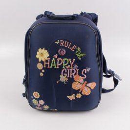 Školní batoh Ergo Happy Girls