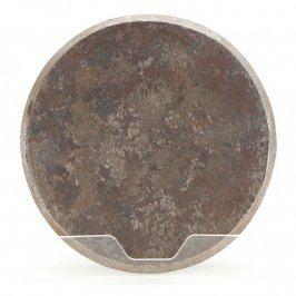 Podložka pod kamna kovová 10 cm