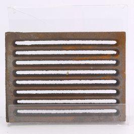 Mřížka k propadávání popela 21 x 16 cm
