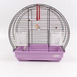 Klec pro ptáky Ferplast odstín fialové