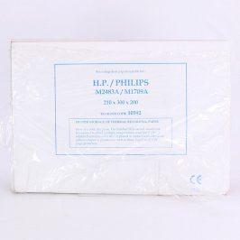 Záznamové papíry H.P./PHILIPS M2483A/M1709A