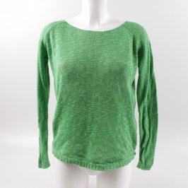 Dámský svetr Only odstín zelené