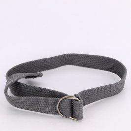 Látkový pásek šedé barvy