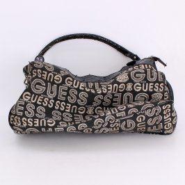 Dámská kabelka Guess odstín černé