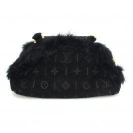 Dámská kabelka Louis Vuitton odstín černé