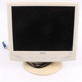 LCD monitor Benq FP567 bílý
