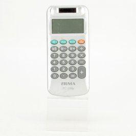 Kalkulačka Sigma PC1248p stříbrná