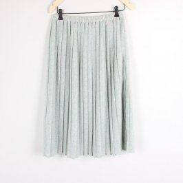 Dámská sukně Eastex odstín modré