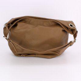 Dámská kabelka Accessoires odstín hnědé
