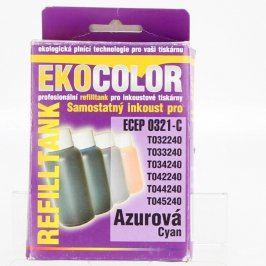 Inkoustová náplň Ekocolor ECEP 0321-C