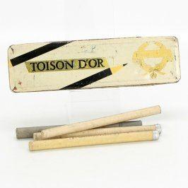 Tuhy do tužek Toison D'or