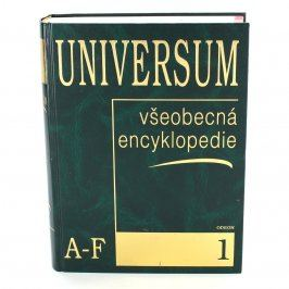 Universum A-F 1. díl