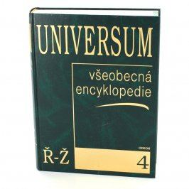 Universum Ř-Ž 4. díl
