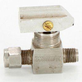 Odvzdušňovací ventil Whitey