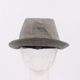 Dámský klobouk H&M odstín šedé