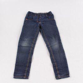 Dětské džíny George odstín modré