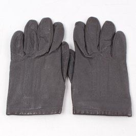 Dámské rukavice odstín šedé