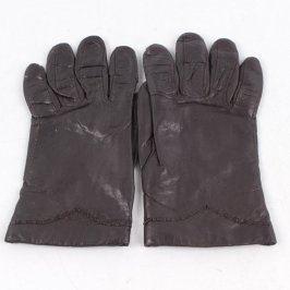 Pánské rukavice odstín černé