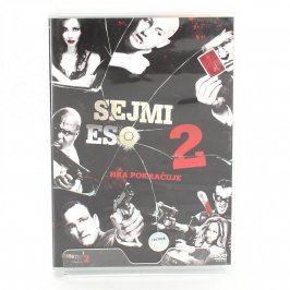 DVD Sejmi eso 2: Hra pokračuje