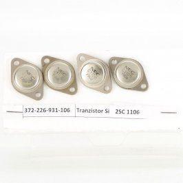 Tranzistor 2SC1106 - 4 ks