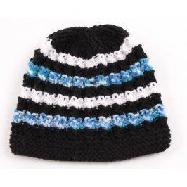 Čepice pletená pro chlapce