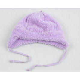 Dětská čepice Autex Baby fialová