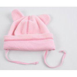Dětská čepice Autex Baby růžová