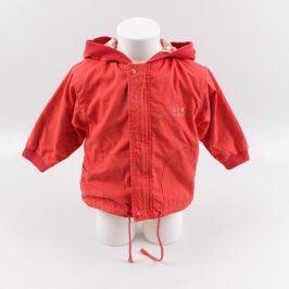 Dětská bunda J.F.B. odstín červené