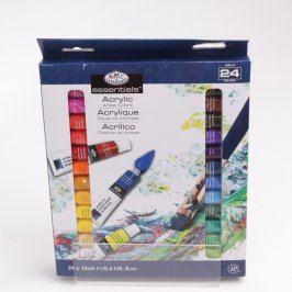 Sada akrylových barev Royal Langnickel