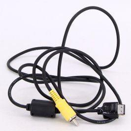 AV kabel Canon / cinch délka 15 cm