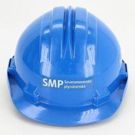 Ochranná plastová helma iClimax modrá barva