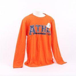 Chlapecké tričko Hot&Spicy odstín oranžové