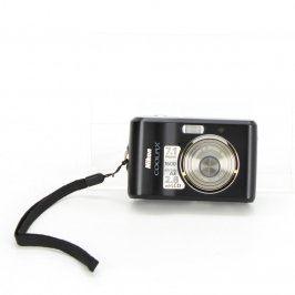 Digitální fotoaparát Nikon Coolpix L16 černý