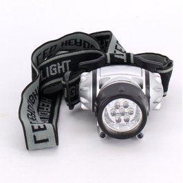 LED čelovka HEADLIGHT 7x7 cm
