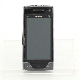 Mobilní telefon Nokia X6 černý