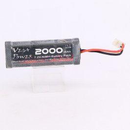 Šestičlánková baterie Vega Power 2000 pro RC