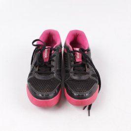 Dámské tenisky Reebok černo-růžové
