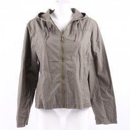 Dámská bunda Flare odstín hnědé