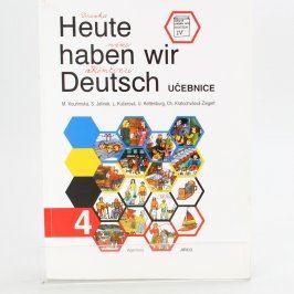 Učebnice Heute haben wir Deutsch 4