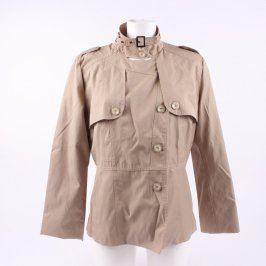 Dámská bunda M.Elysee odstín hnědé